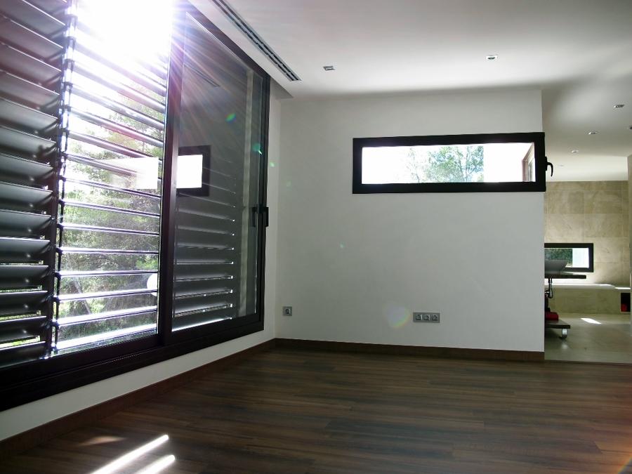 Foto vivienda unifamiliar dormitorio suite de sans arquitectes 276011 habitissimo - Sans arquitectes ...