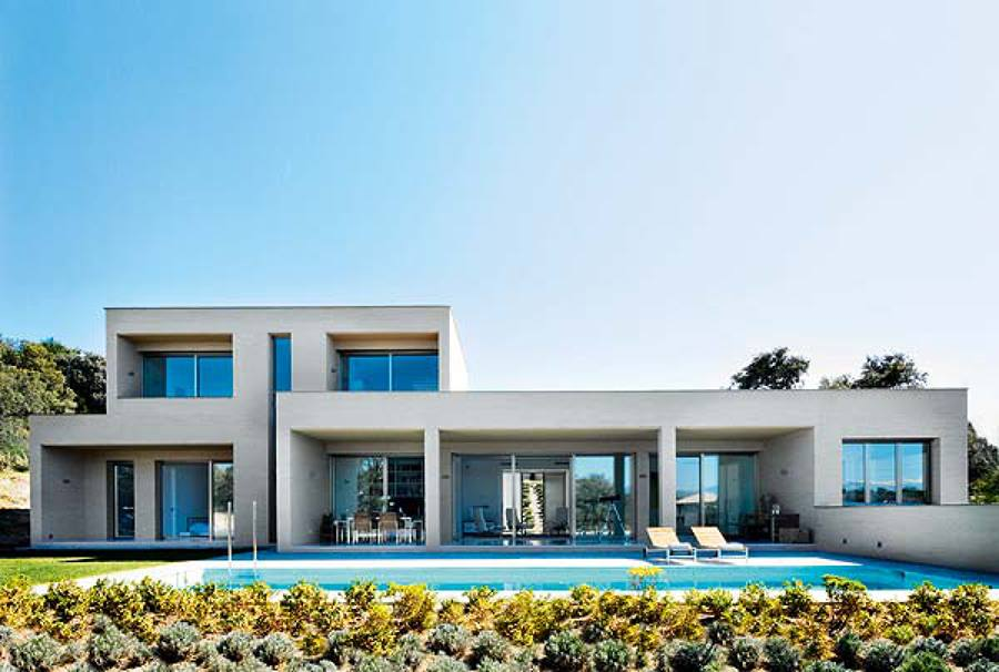 Vivienda unifamiliar en ciudalcampo ideas construcci n casas - Presupuesto construccion vivienda unifamiliar ...