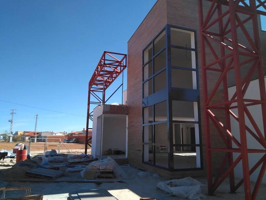 Proyecto y construcci n de vivienda unifamiliar en la - Arquitectos ciudad real ...