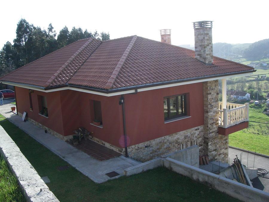 Vivienda Unifamiliar en San Adriano (Castrillón)