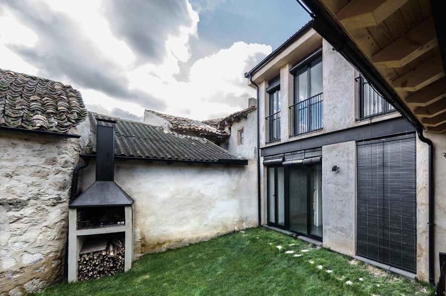Foto vivienda unifamiliar en wamba de arquitectos elsa - Arquitectos en soria ...
