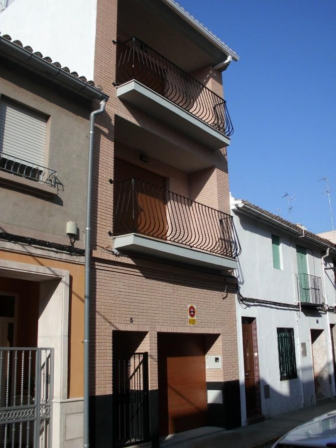 Foto vivienda unifamiliar entre medianeras en - Vivienda unifamiliar entre medianeras ...