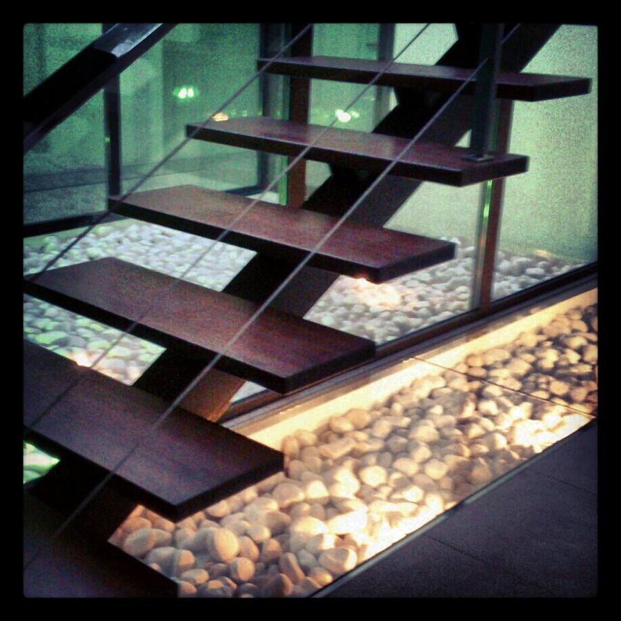 Foto vivienda unifamiliar escalera de sans arquitectes 276016 habitissimo - Sans arquitectes ...