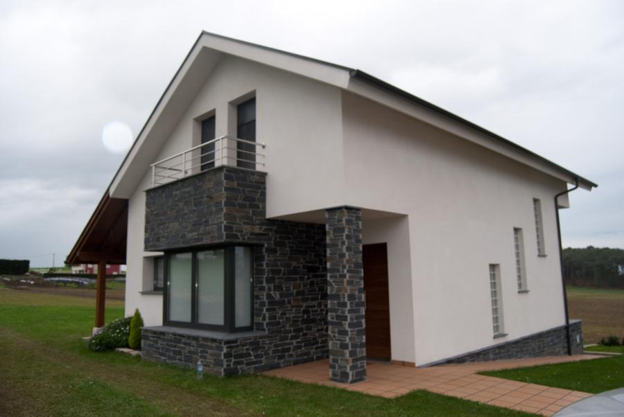 Vivienda unifamiliar aislada ideas construcci n casas for Coste construccion vivienda unifamiliar