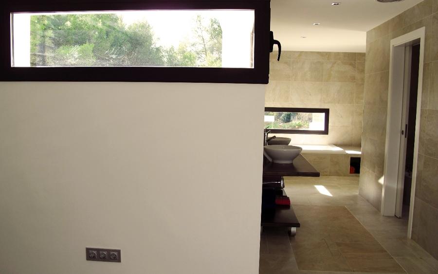 Foto vivienda unifamiliar ventan esquinera de sans arquitectes 276012 habitissimo - Sans arquitectes ...
