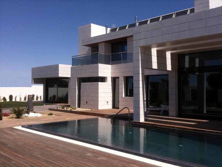 Vivienda unifamiliar ideas construcci n casas for Casas modernas unifamiliares