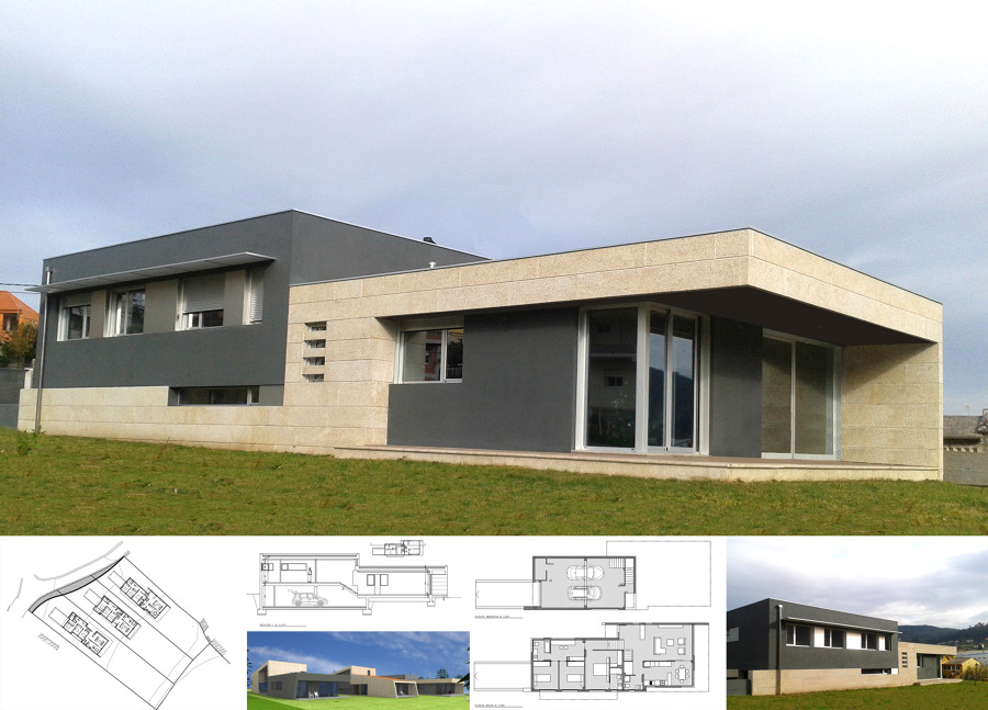 Vivienda unifamiliar aie ideas construcci n casas - Presupuesto construccion vivienda unifamiliar ...
