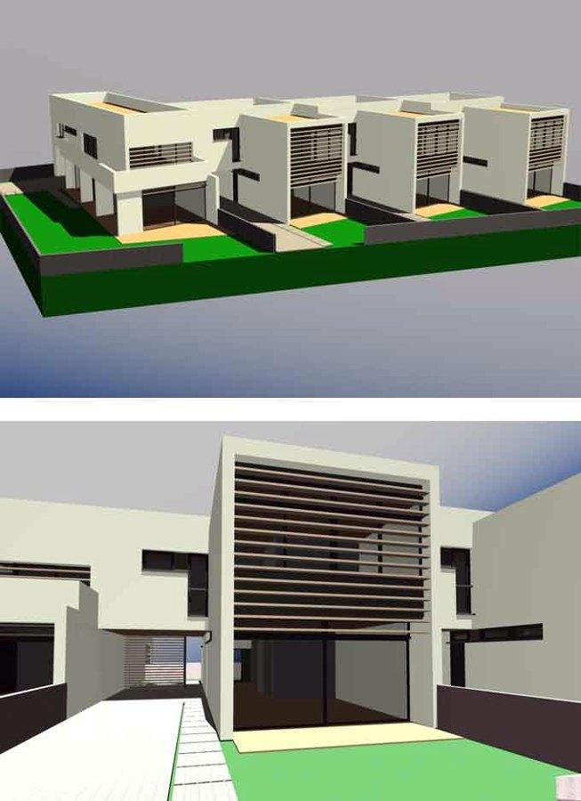 viviendas adosadas en Cala Martina- ibiza