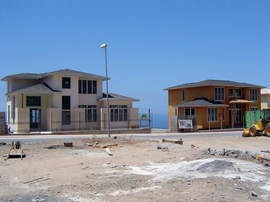 Viviendas unifamiliares en roque del conde ideas - Construccion viviendas unifamiliares ...