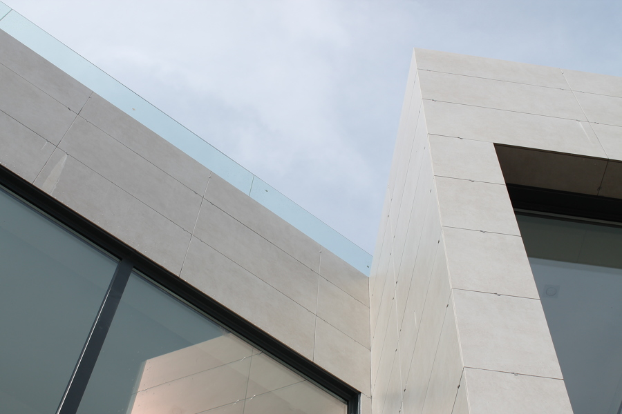 Volumen fachada