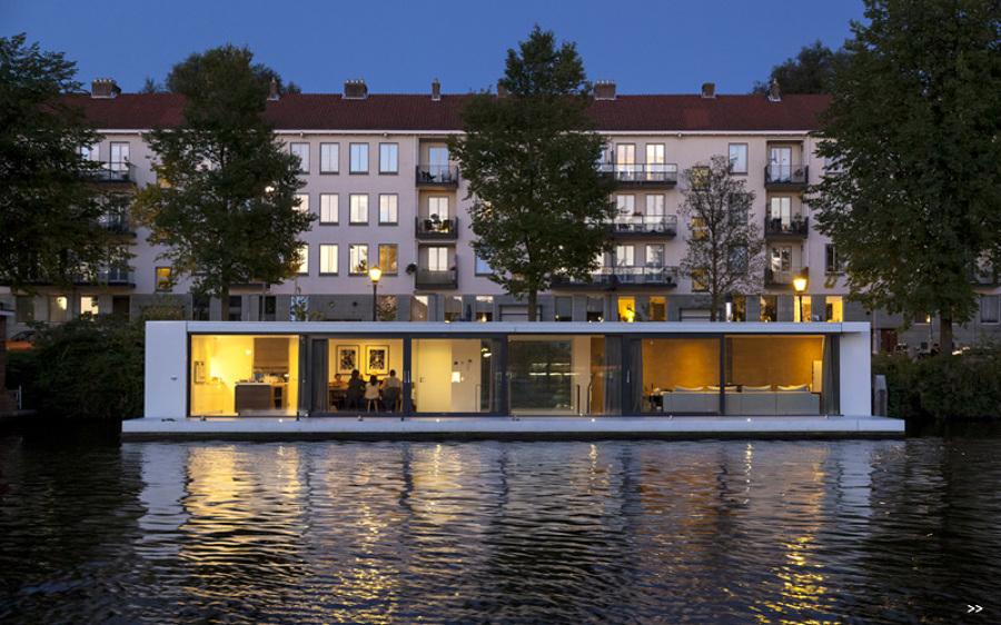 Watervilla en Ámsterdam 5