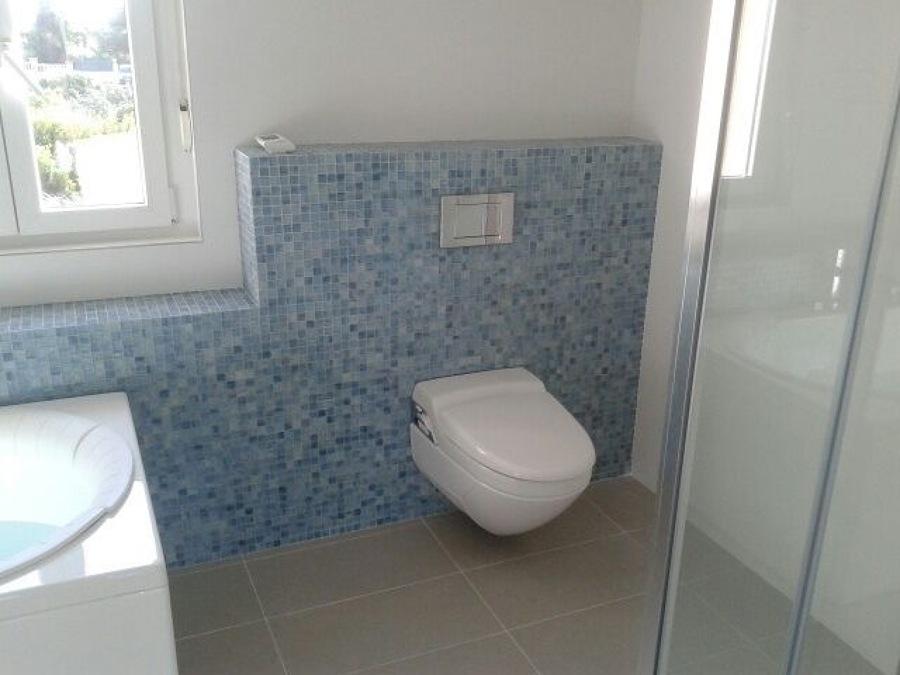 Foto wc suspendido geberit de saneamientos josbon 938007 for Saneamientos valencia
