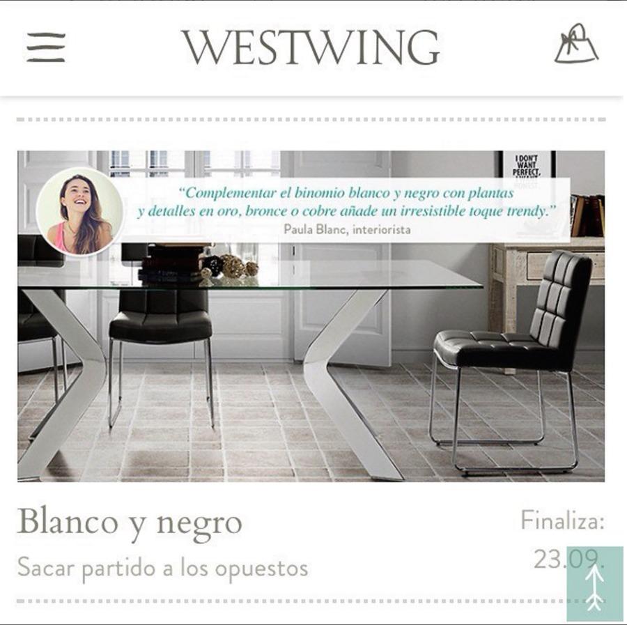 Westwing Paula Blanc