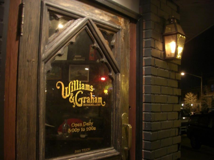 William-Graham-Booksellers