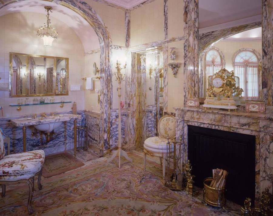 baño donald trump