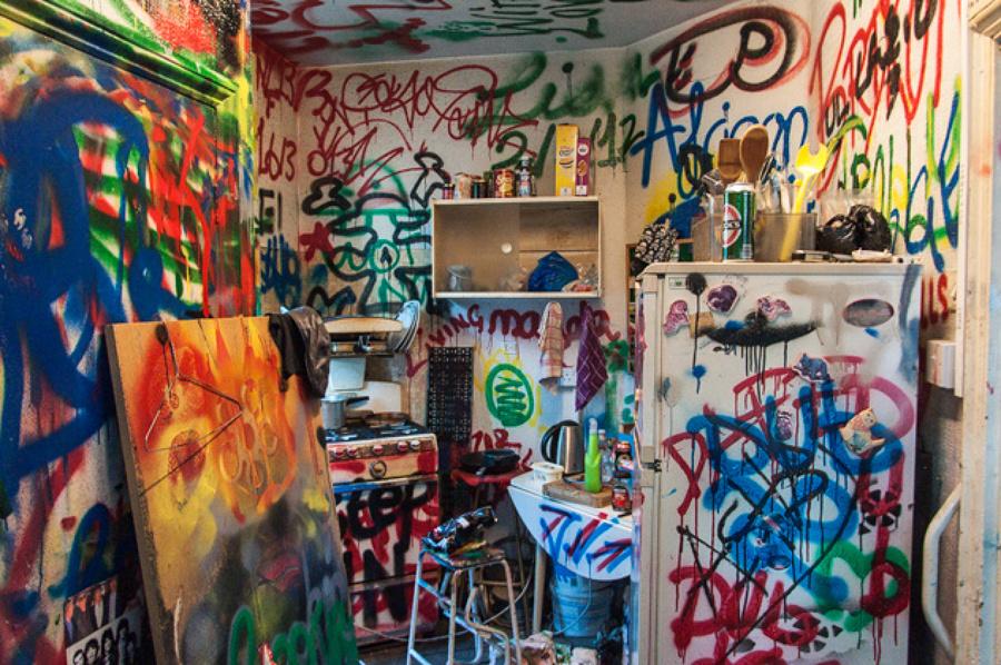 habitación Casas Brixton