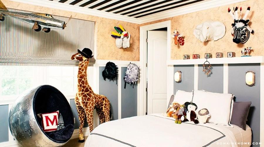 dormitorio para peques