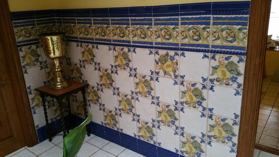 Reforma total de la vivienda ideas reformas viviendas for Zocalos para patios modernos
