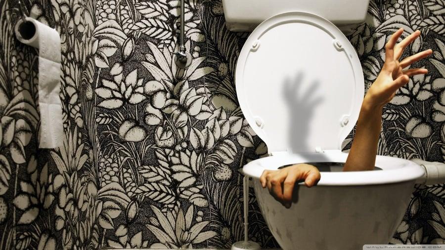 zombie wc