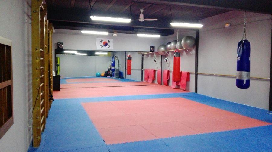 zona artes marciales
