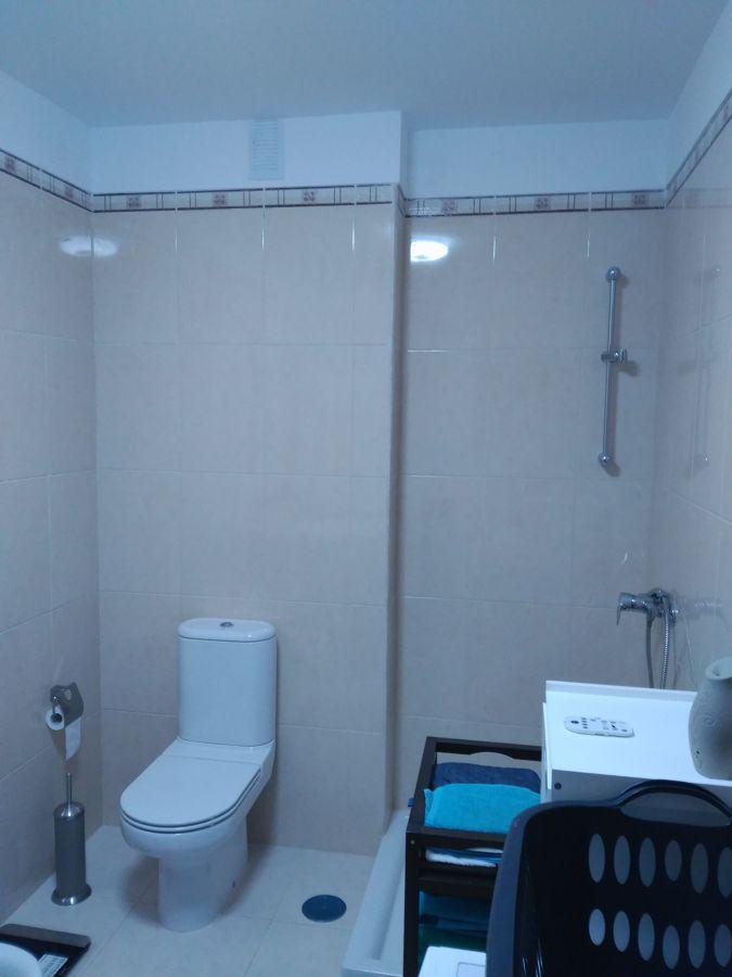 Zona bañera/inodoro
