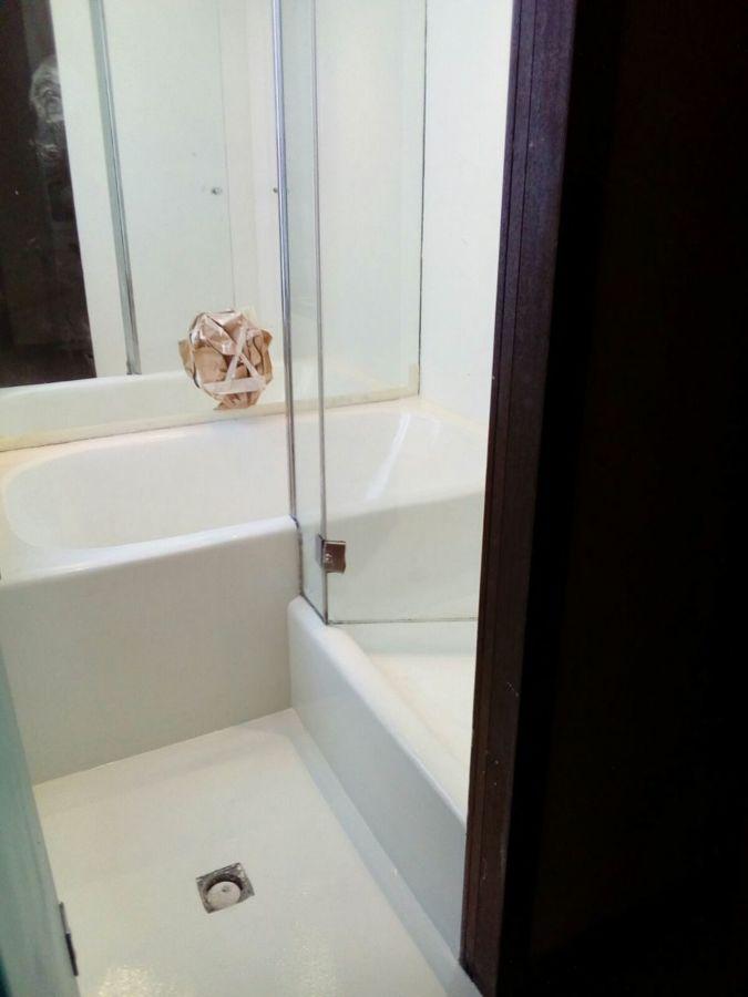 Zona baño Microcemento