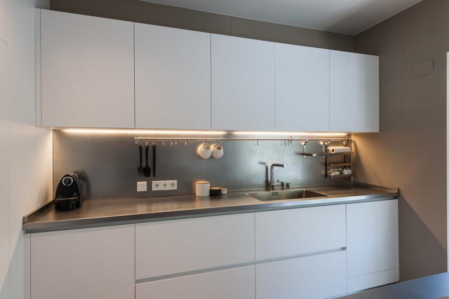 Zona de aguas cocina | Proyecto Francesc Carbonell