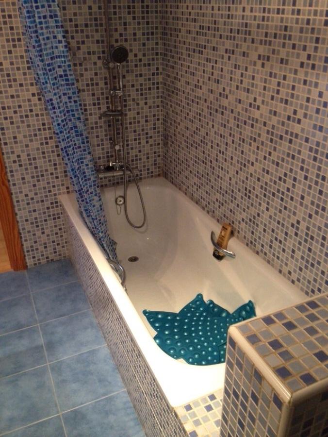 Zona de bañera