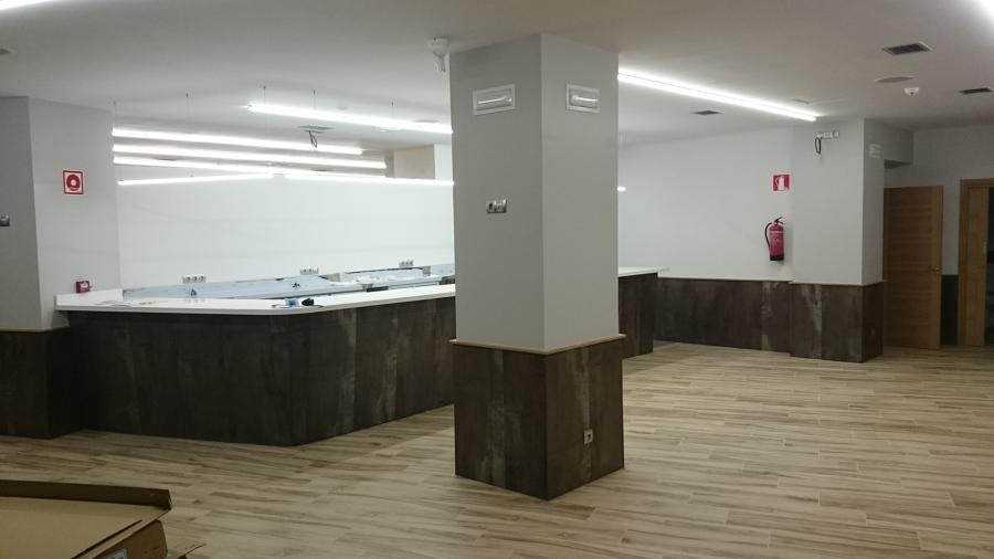 Zona de cafetería