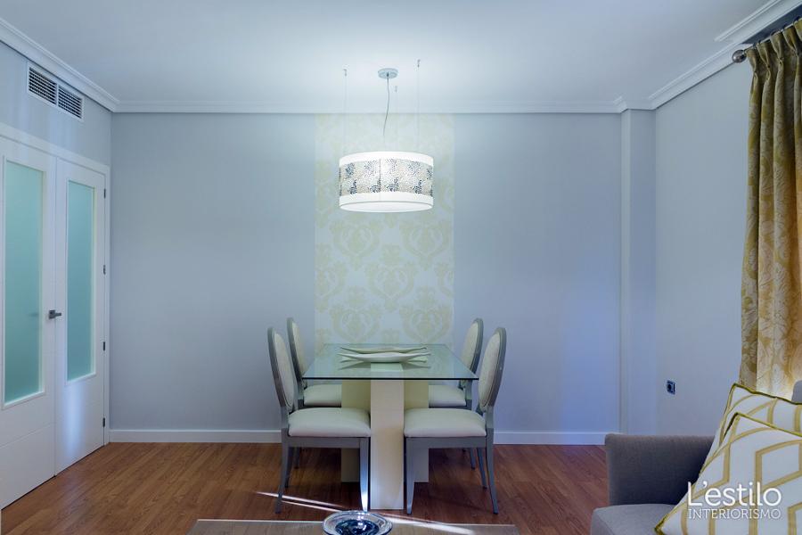 Foto zona de comedor de l 39 estilo interiorismo 304727 - Estilos de interiorismo ...