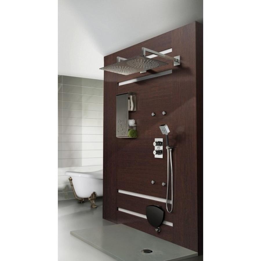 Zona de ducha diferente