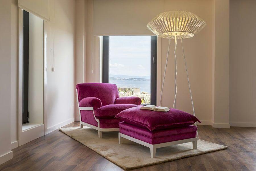 Zona de relax- interior dormitorio