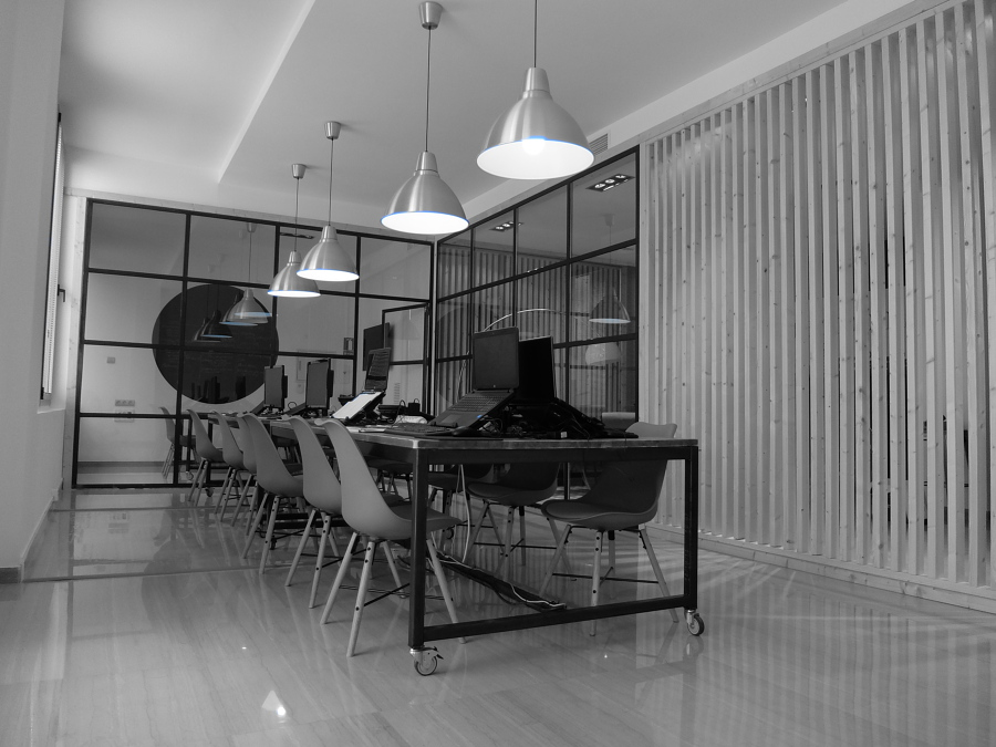 Interiorismo oficina en mallorca ideas muebles for Muebles de oficina palma de mallorca
