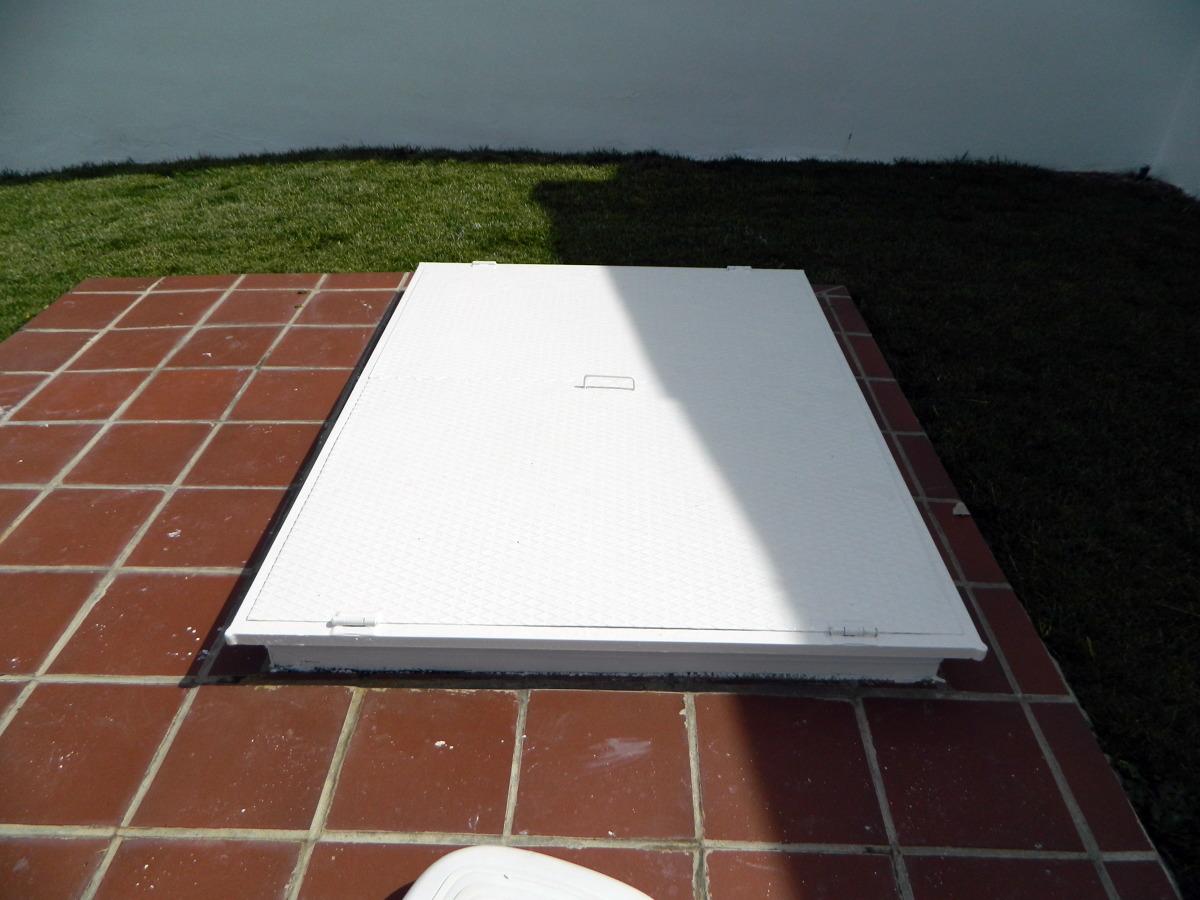 zona depuradora despues de aplicacion de pintura