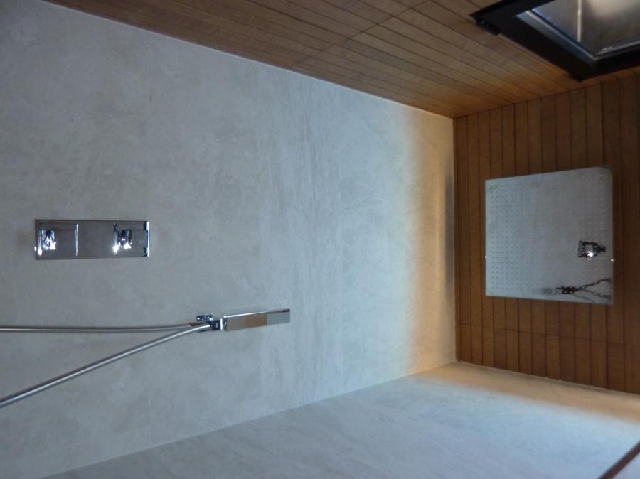 Zona ducha dormitorio principal