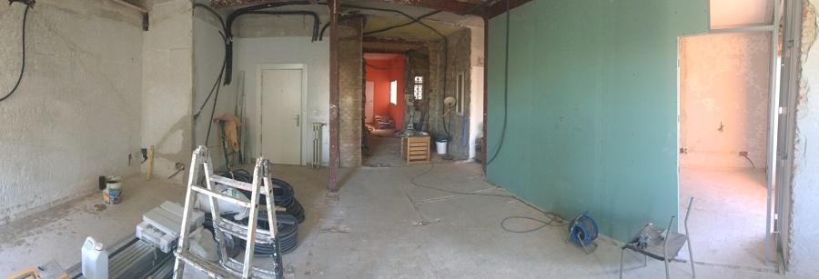 Zona General Sala cocina comedor