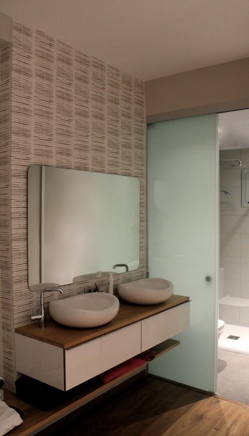 Zona lavabo habitación principal