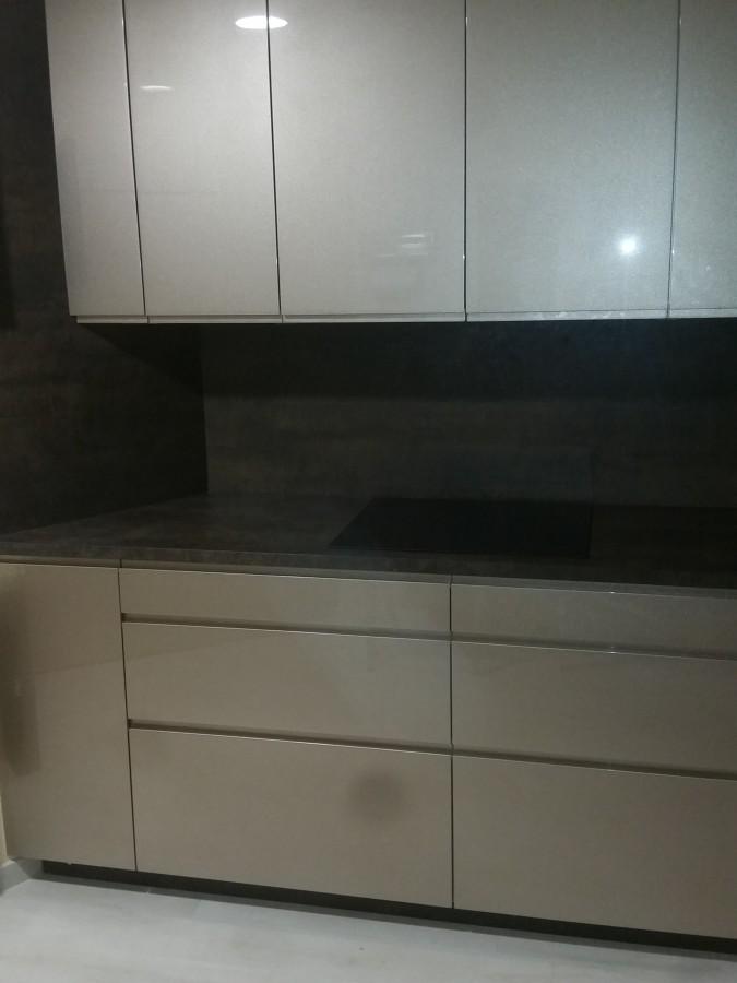 Espectacular cambio de estillo de una cocina en pontevedra - Cocinas en pontevedra ...
