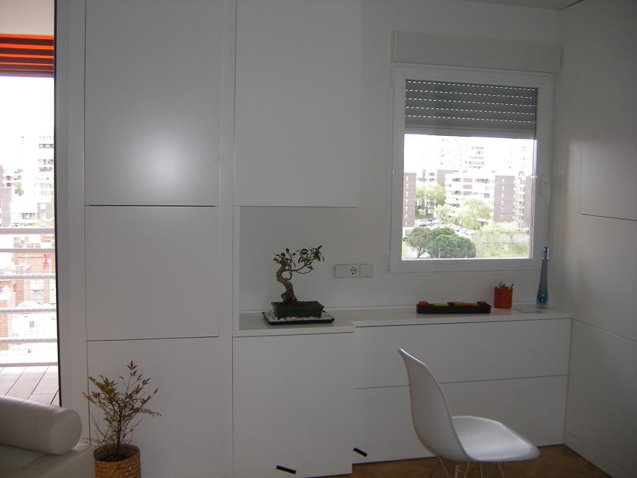 zona salon muebles ocultos
