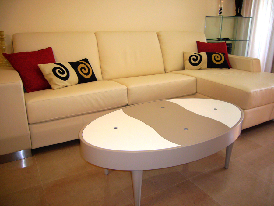 Foto zona sal n sof con mesa de centro de samarkanda proyectos muebles y decoraci n 1085375 - Samarkanda muebles ...