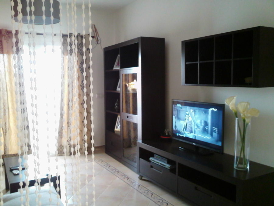 Muebles y decoraci n para un dormitorio y un sal n comedor - Ideas muebles salon ...