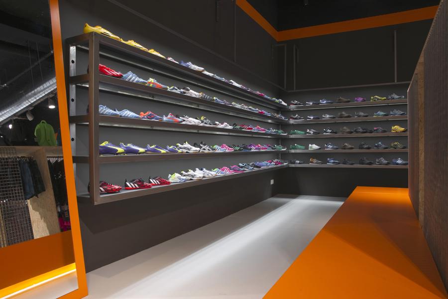 Zona venta calzado