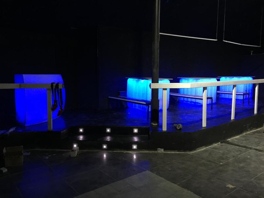 Zona VIP Sala Principal