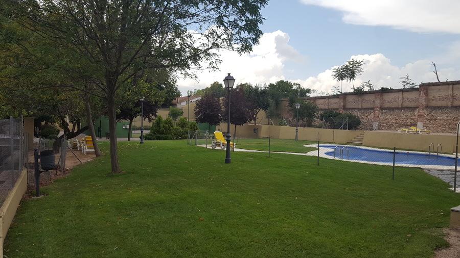Zonas comunes piscina