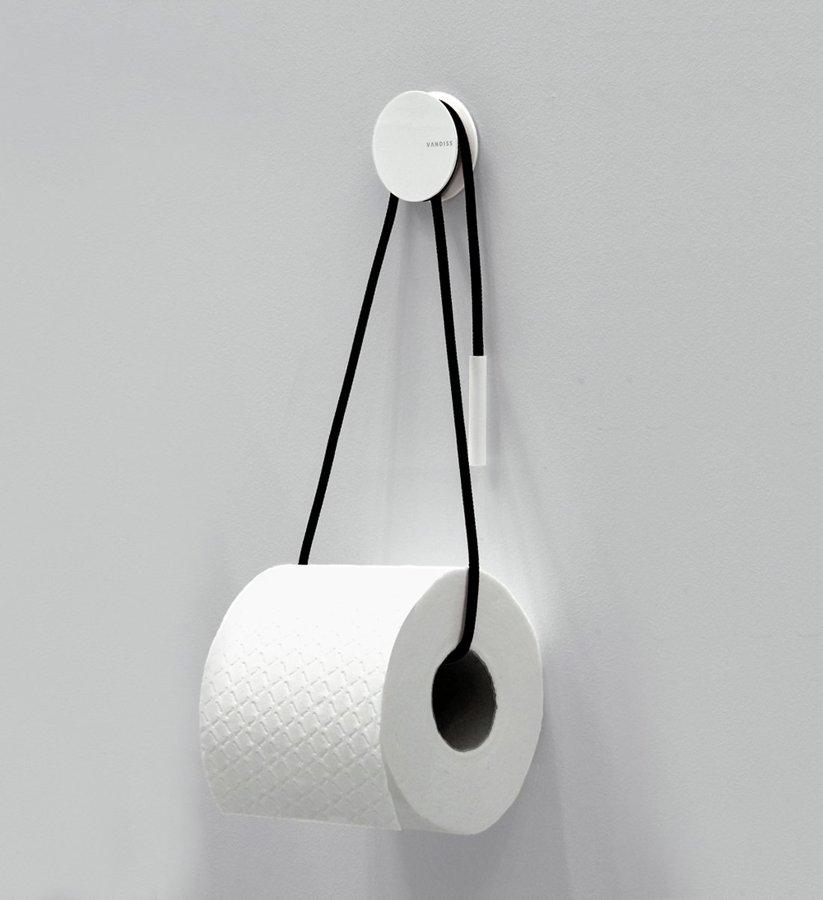 Formas ingeniosas de almacenar el papel higi nico ideas limpieza - Dove mettere il porta carta igienica ...