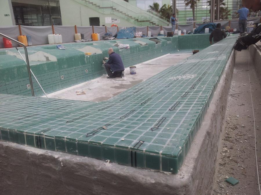 Hotel vela de barcelona un 5 estrellas de referencia ideas construcci n piscinas - Construccion piscinas barcelona ...