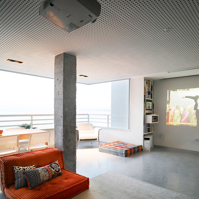 loft con vistas