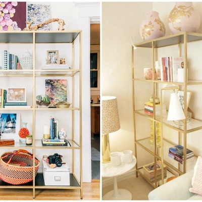 Decorar en dorado:da un toque de glamour a tu casa
