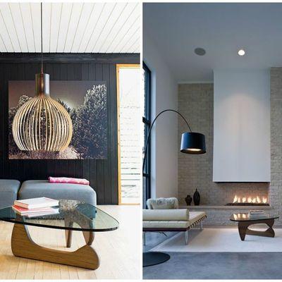 Mesa Noguchi: un diseño clásico que nunca pasa de moda