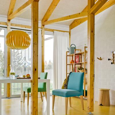 Pilar madera